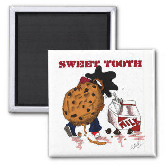Sweet Tooth Magnet