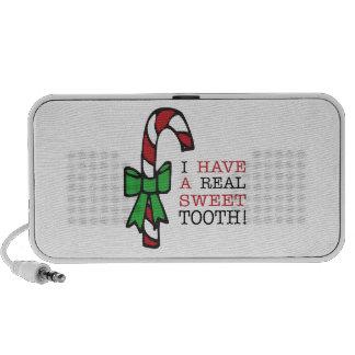 Sweet Tooth Notebook Speaker