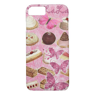 Sweet Treats Catering Paris french pastry iPhone 8/7 Case