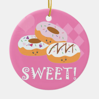 Sweet Treats - Donuts! Christmas Ornament
