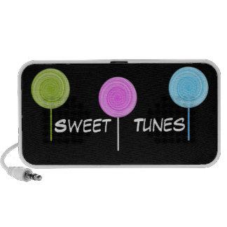 """""""Sweet Tunes"""" Notebook Speakers"""