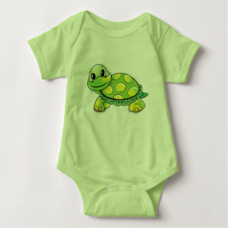 Sweet Turtle Baby Bodysuit