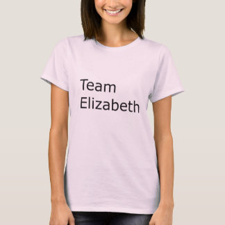 Sweet Valley - Team Elizabeth T-Shirt