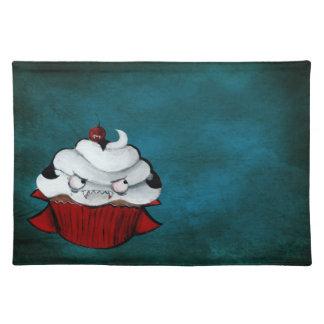 Sweet Vampire Cupcake Placemat