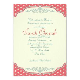 Sweet Vintage Invitation