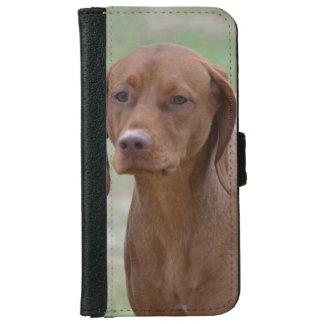 Sweet Vizsla iPhone 6 Wallet Case