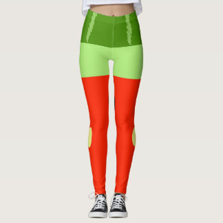 Sweet Watermelon Leggings