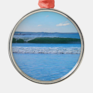 Sweet Wave Christmas Ornament