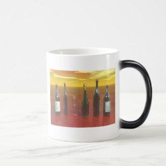 sweet white wine coffee mug