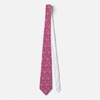 Sweet William Floral Design Tie