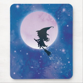 Sweet Witch mousepad