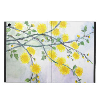Sweet Yellow Blossom iPad Air Cases