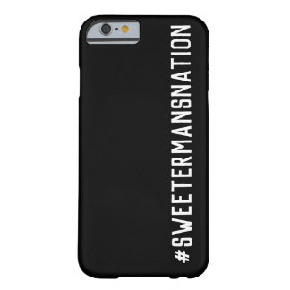 Sweeter Mans Nation Phone Case HASHTAG