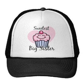 Sweetest Big Sister Cap