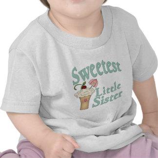 Sweetest Little Sister Malt Tees