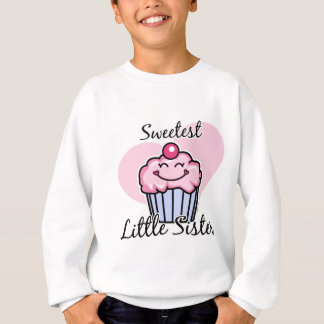 Sweetest Little Sister Sweatshirt
