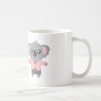 Sweetest Teacher, Cute Koala Bear Mug