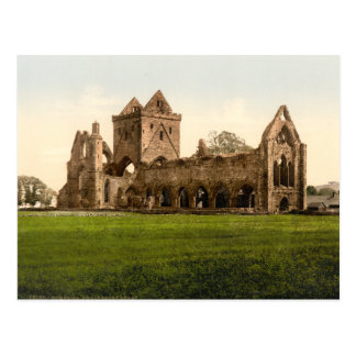 Sweetheart Abbey Dumfries Scotland Post Cards