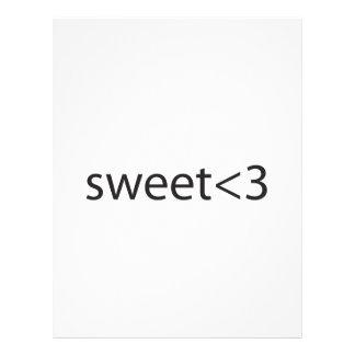 sweetheart ai full color flyer