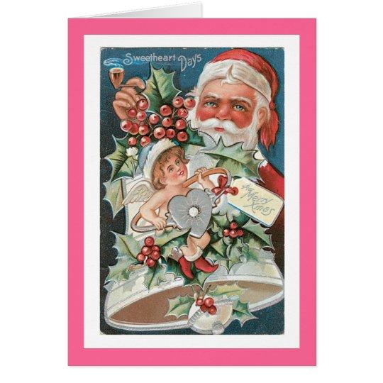 Sweetheart Days Christmas Card
