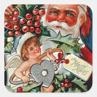 Sweetheart Days Christmas Sticker