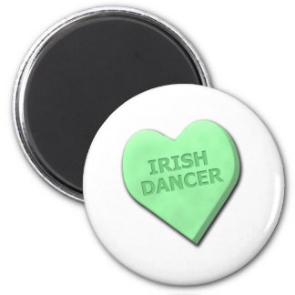Sweetheart Irish Dancer Fridge Magnets