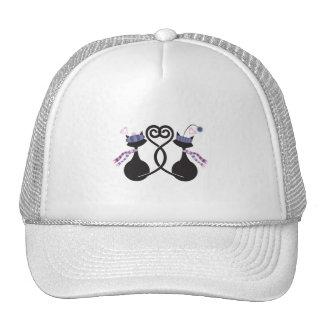Sweetheart Kitties Hat