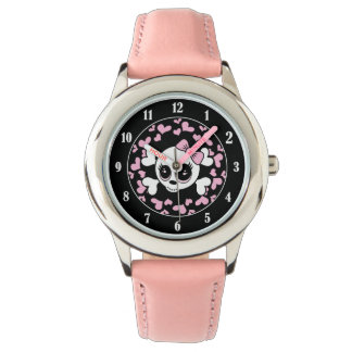 Sweetheart Skull Watch