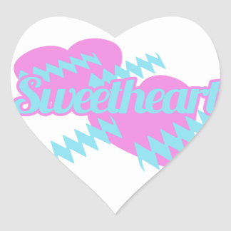 Sweetheart Stickers