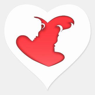 Sweethearts Heart Sticker