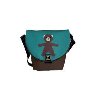 Sweetie Bear Commuter Bags