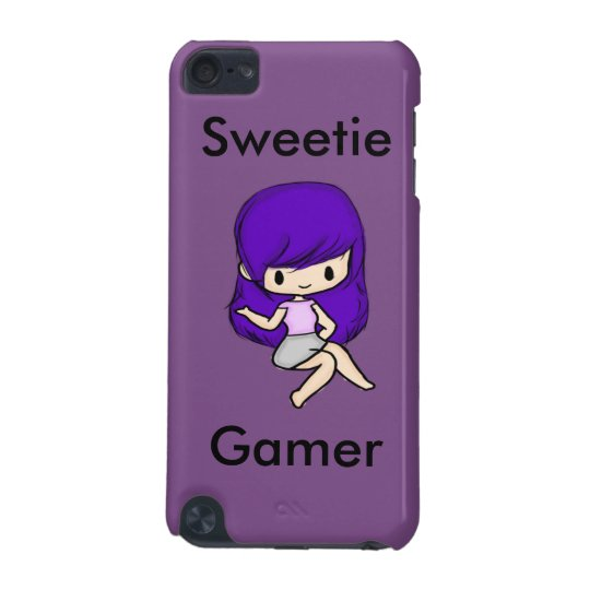 Sweetie Gamer Ipod Case