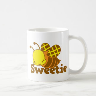 SWEETIE Honey Bee kawaii cutie design Coffee Mug