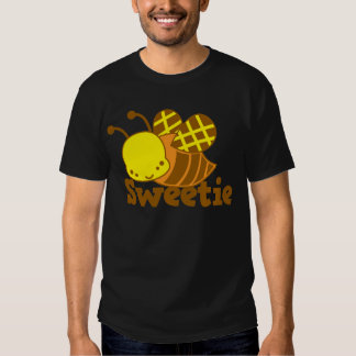 SWEETIE Honey Bee kawaii cutie design T-shirts