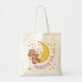 Sweetie Pie Baby Tote Bag