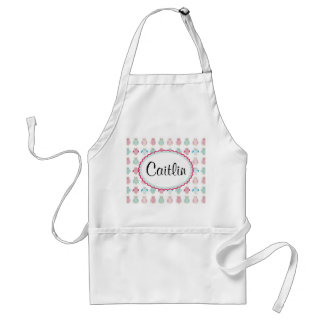 Sweetie Pie Collection Owl Apron for Girls