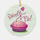 Sweetie Pie Ornament