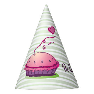 Sweetie Pie Pie Eating Contest Party Hat