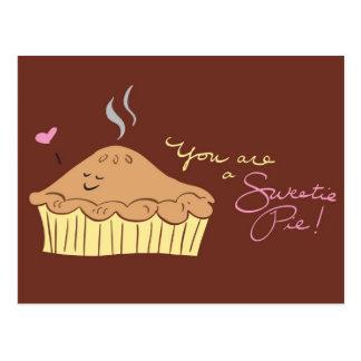 Sweetie Pie Postcard