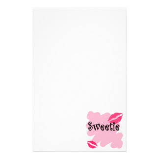 sweetie stationery