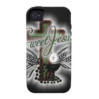 SweetJesus Vibe iPhone 4 Cases