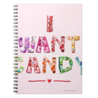 Sweets 2 notebook