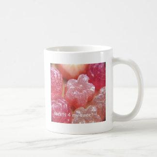 sweets 4 my sweet basic white mug