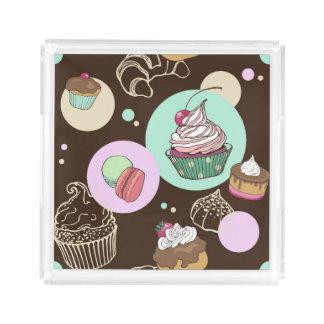 Sweets Acrylic Tray