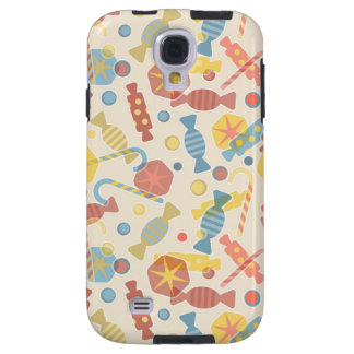 Sweets And Candy Pattern Galaxy S4 Case