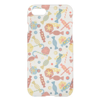 Sweets And Candy Pattern iPhone 8/7 Case