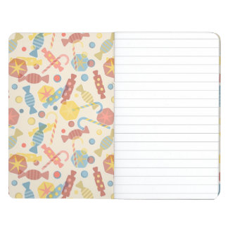 Sweets And Candy Pattern Journal