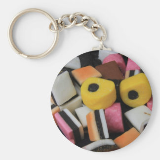 Sweets Candy Key Ring