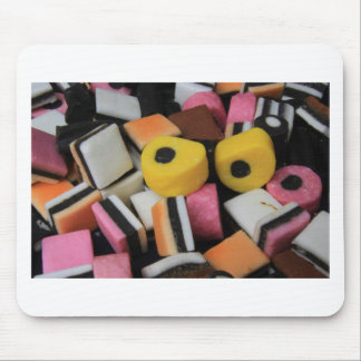 Sweets Candy Mouse Mat