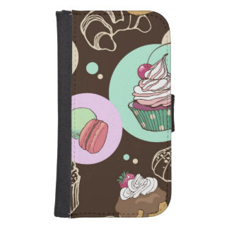 Sweets Samsung S4 Wallet Case